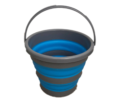 Collapsible 10l bucket round