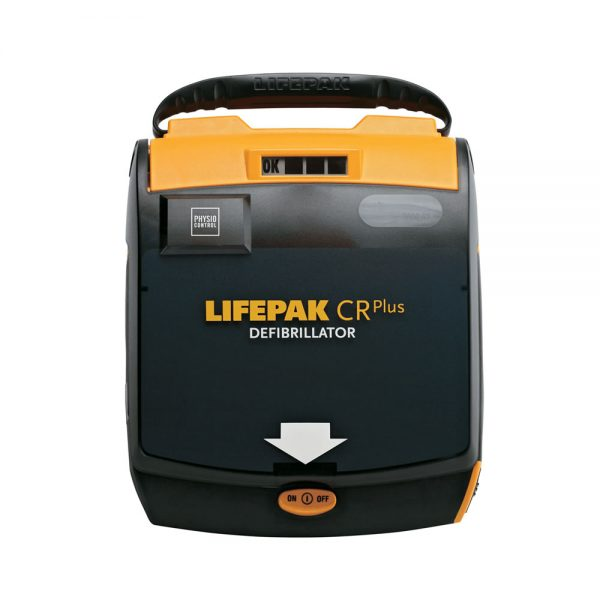 Lifepak cr plus fully automatic