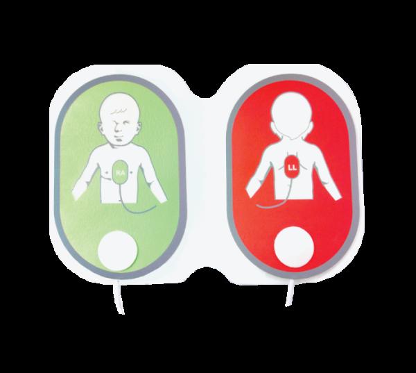 Hearton a10 – child pads