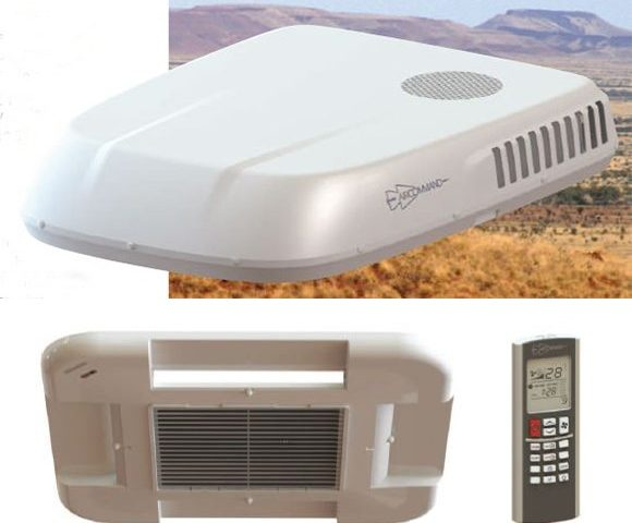 Aircommand ibis mk3 roof top air conditioner
