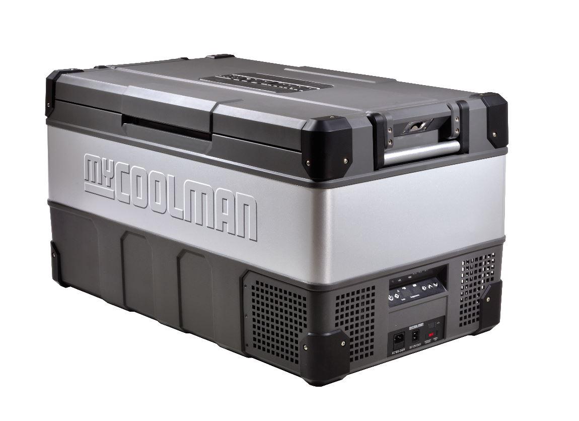 Mycoolman 105l portable fridge/freezer