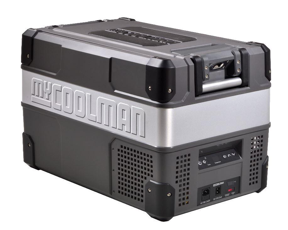 Mycoolman 36l portable fridge/freezer
