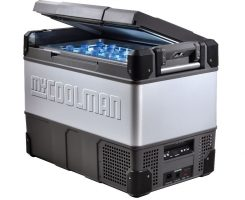Mycoolman 73l portable fridge/freezer