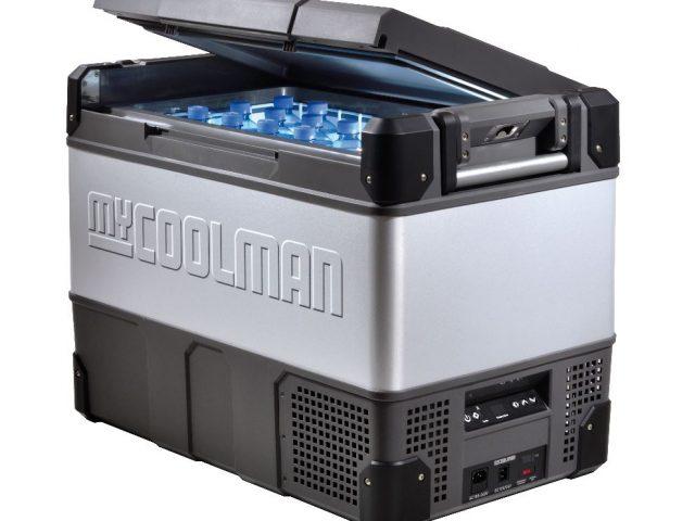 Mycoolman 73l portable fridge/freezer
