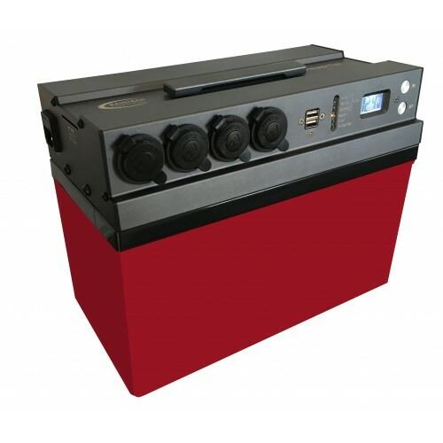 Baintech powertop 12v 135ah portable power unit
