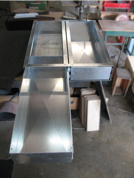 Standard 2 drawer
