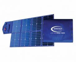 Baintech foldable solar blanket [watts: 120w]