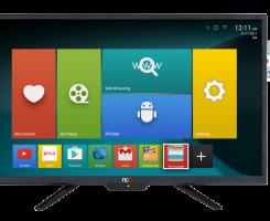 Nce 24″ smart led lcd tv/dvd combo 12vdc (bluetooth)v