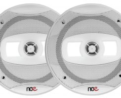6.5″ slimline internal speaker with led lights