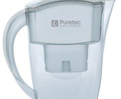 Puretec aquado water filter jug